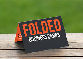 Folded Cards - 2 sided